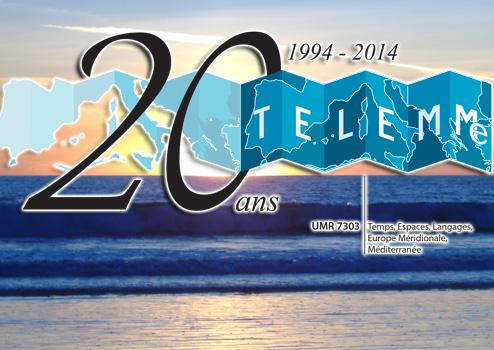 Posters des Doctorants TELEMME, présentés le 16 octobre à la MMSH
